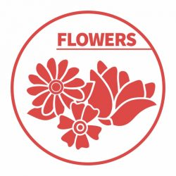 Flowers - logo - 512